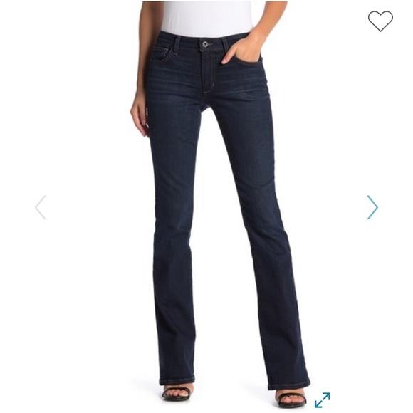 Joe's Jeans Denim - Joe's Jeans Curvy Bootcut Dark Wash SZ 28